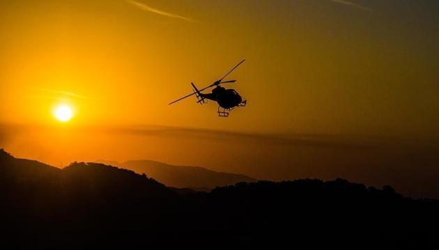 В Ефіопії впав військовий вертоліт, є загиблі