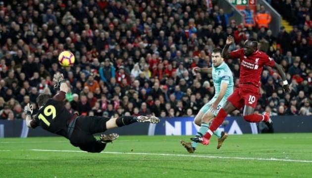 АПЛ: «Ліверпуль» розгромив «Арсенал»