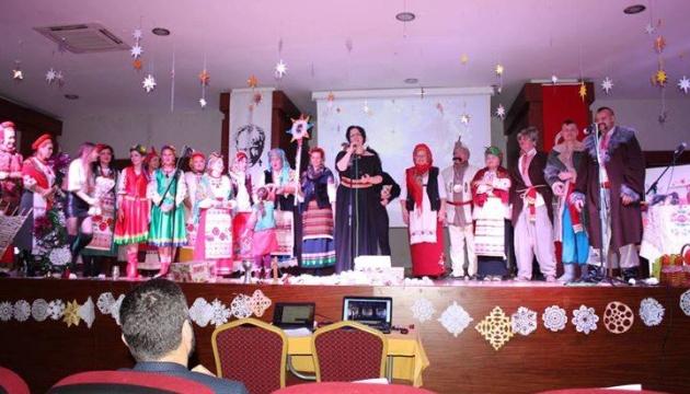 Українці Анталії поставили різдвяний мюзикл ''Вечори на Хуторі біля Диканьки''