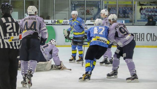 Українська хокейна ліга: