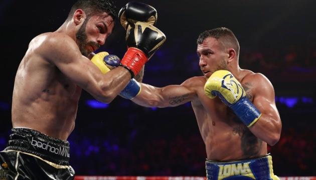 Бой Ломаченко - Линарес признали лучшим в году по версии WBA