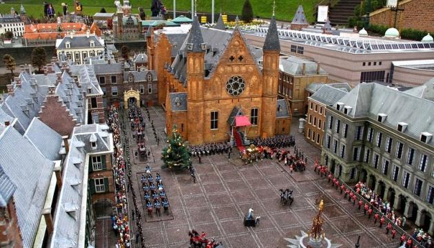В Нидерландах устроят грандиозное новогоднее шоу под стенами парламента