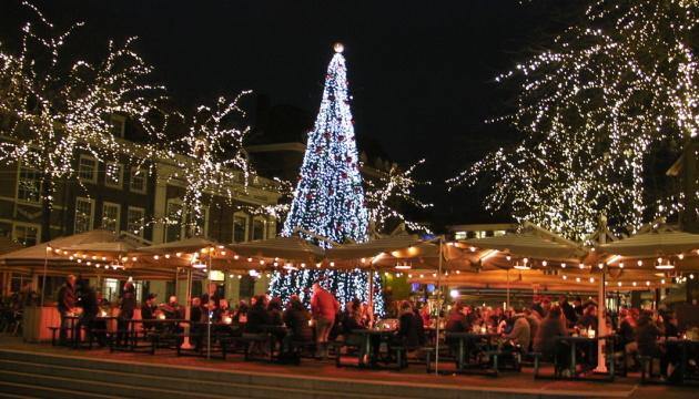 У Нідерландах можна «викликати» сніг за 20 центів