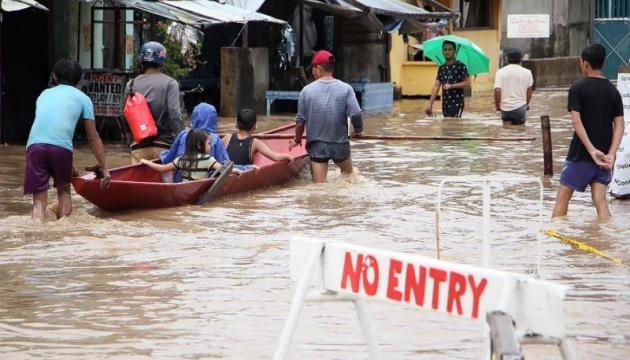 Шторм на Філіппінах: уже 68 загиблих, кількість продовжує зростати