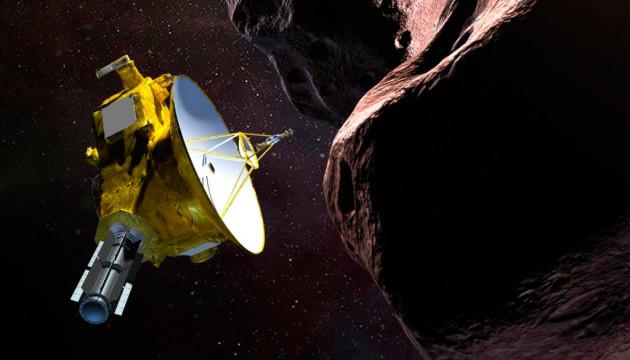 Зонд NASA приближается к границе Солнечной системы