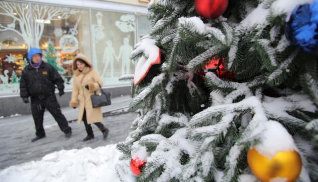 Le temps se gâte en Ukraine: du blizzard et des rafales de vent sont à venir