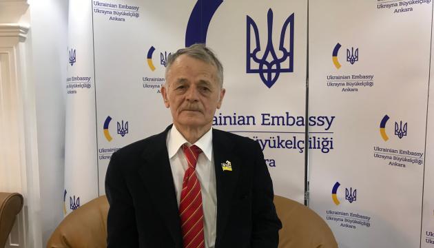 Джемилев: На выборах Президента Украины голосует 3,5 тысячи крымчан