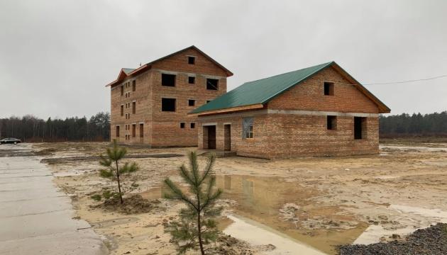 ВСУ построили учебный комплекс для имитации боя в населенном пункте