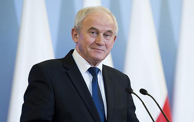 Міністр енергетики Польщі Кшиштоф Тхужевський