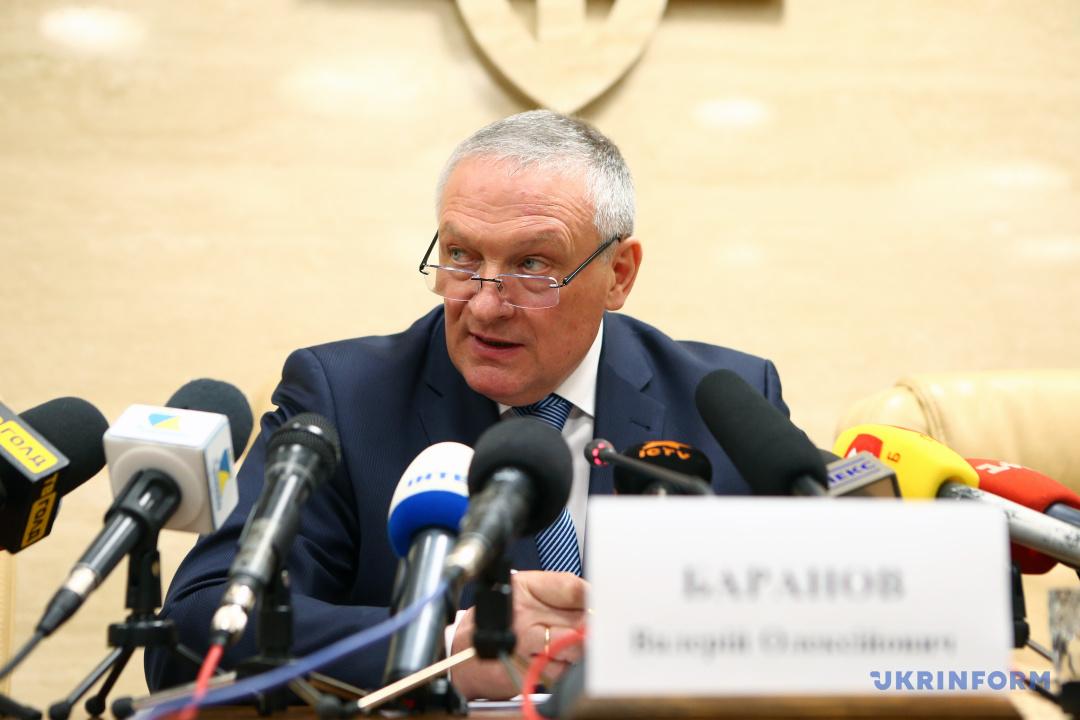 Валерій Баранов
