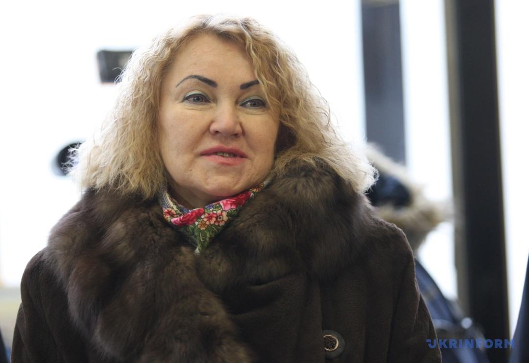 Тетяна Баранова