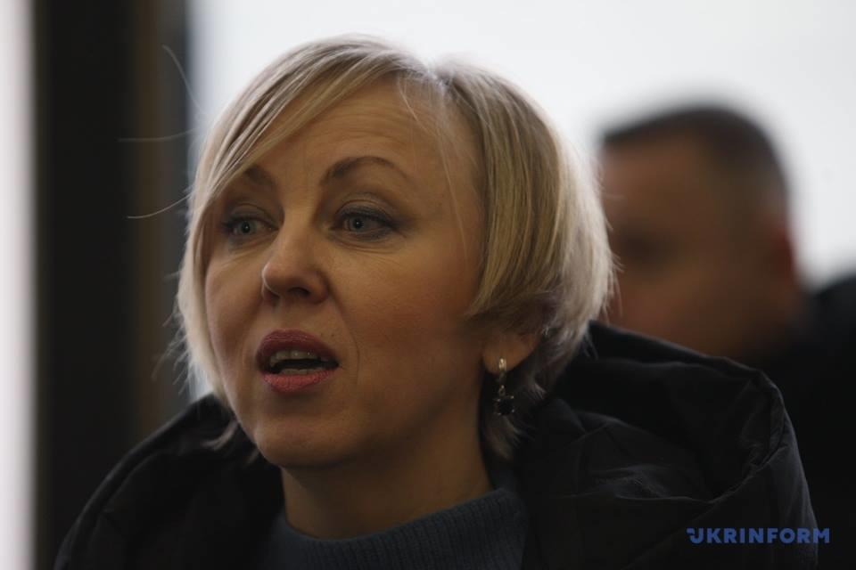 Олена Чижова