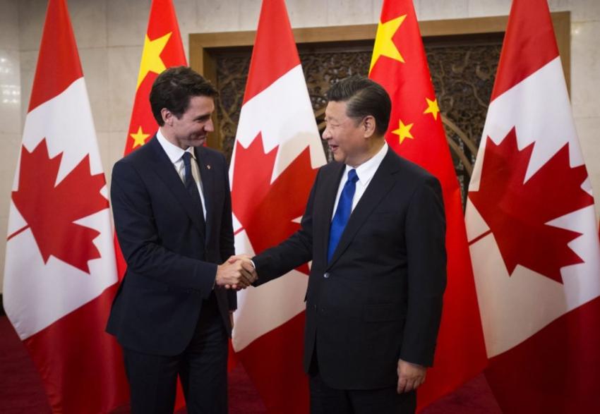 Фото: The Canadian Press