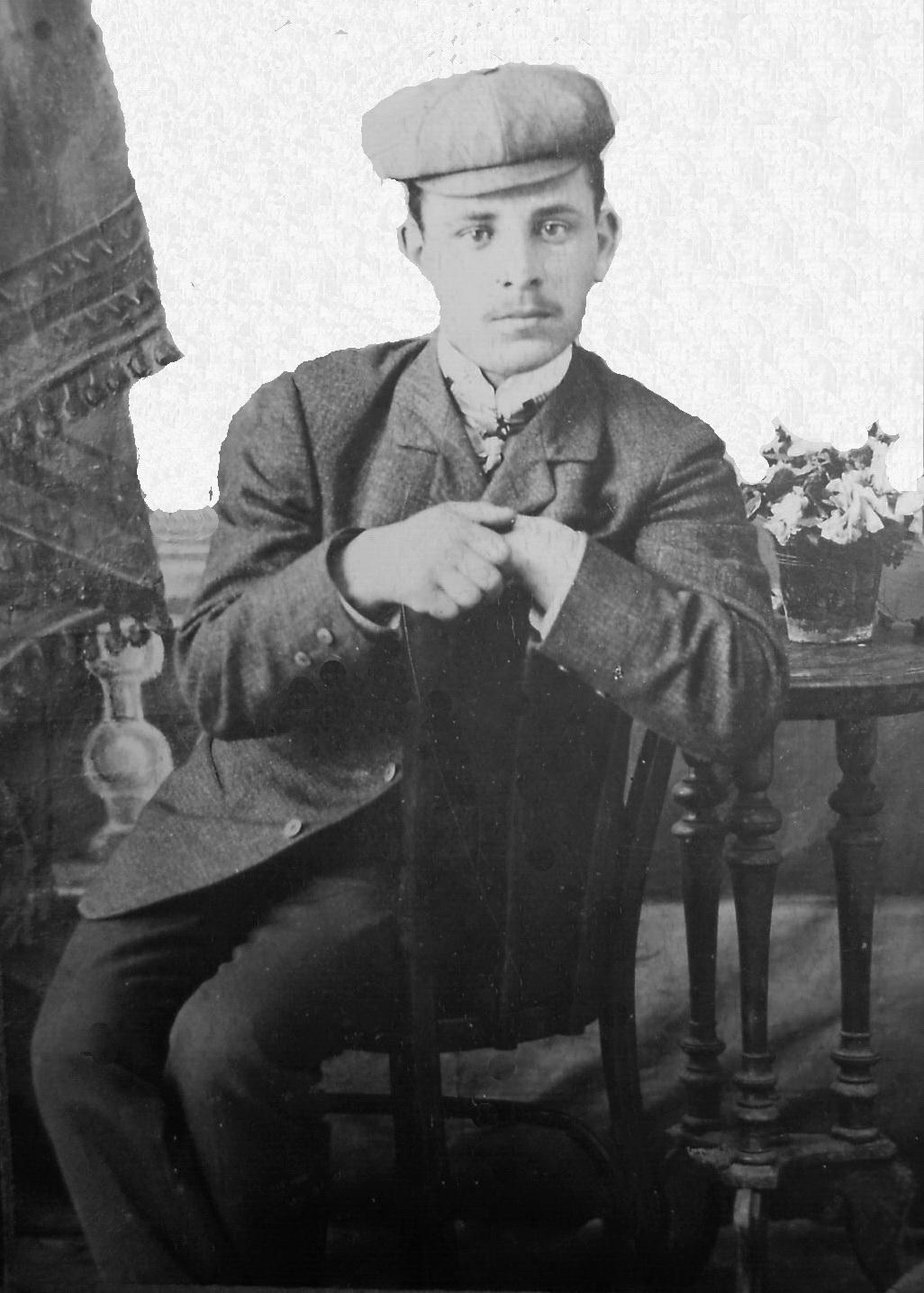 Микола Олексіївський