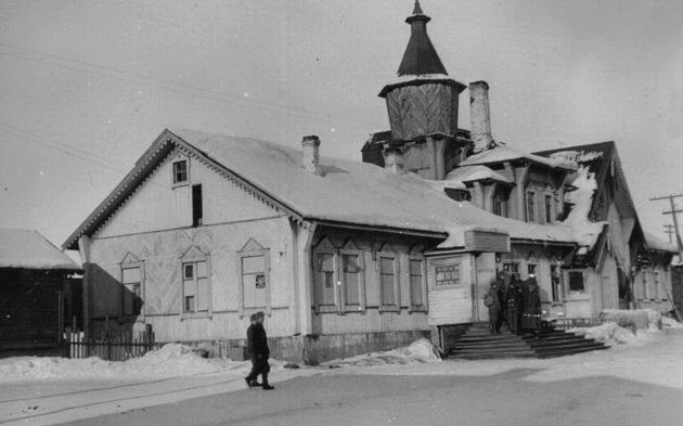 Залізнична станція Медвєж'я гора Кіровської залізниці