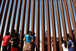 Еще около тысячи мигрантов прибыли в Мексику