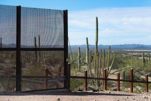 """Американський стартап збудує """"віртуальну стіну"""" на кордоні з Мексикою"""