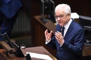 Чапутович: Польща відчуває загрозу з боку Росії