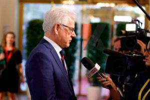 Вибори в Білорусі показали свідомість і активність її громадян — глава МЗС Польщі