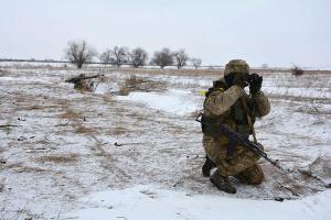 Ворог двічі обстріляв позиції ЗСУ із гранатометів, поранений український боєць