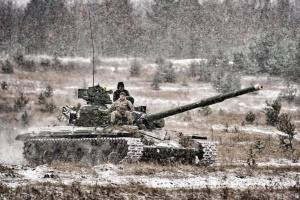 乌克兰建立后备坦克旅,应对公开敌方侵略