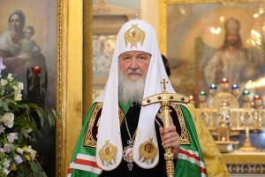 В России патриарха РПЦ Кирилла сделали почетным профессором Академии наук