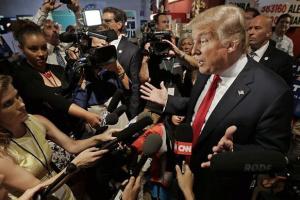 Трамп отрицает информацию NYT об отмывании денег через Deutsche Bank