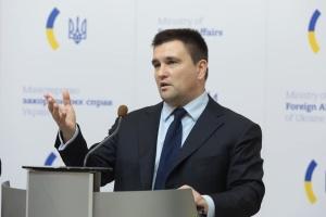 """Klimkin nombra un factor para el éxito de las negociaciones sobre el """"Nord Stream 2"""""""
