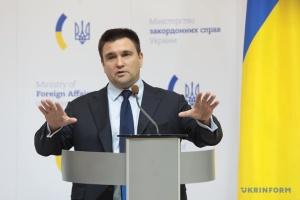 ОБСЕ предлагает создать совместную с ООН миротворческую миссию на Донбассе — Климкин