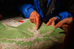 В Карпатах снова заблудились туристы