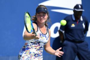 Юниорский Australian Open: Снигур не смогла достичь парного четвертьфинала