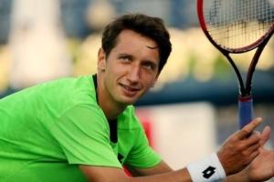 Теннис: во вторник Стаховский стартует на турнире АТР в Ренне