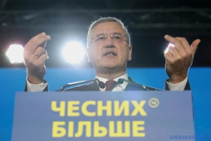 "Гриценко бачить керівником ""свого"" уряду Садового"