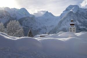 На Закарпатье существует угроза схода снега