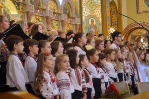 Український хор заспівав різдвяних колядок у Нью-Йорку
