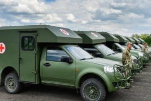 Bohdan Motors erhält Auftrag für Sanitätsfahrzeuge