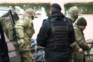 Трех раненых украинских моряков обещают обследовать в больнице - Денисова