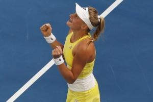 В основной сетке одиночного разряда Australian Open побежлали уже 12 украинских теннисисток