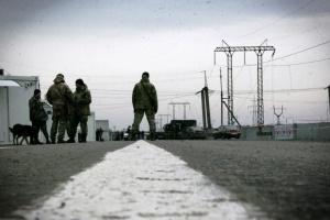 """Штаб ООС попереджає про можливі збої в роботі на пункті пропуску """"Майорське"""""""