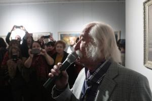 У Києві відкрили ретроспективну виставку Івана Марчука