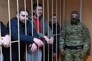 L'UE exhorte la Russie à libérer immédiatement et sans condition les marins ukrainiens