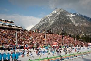 Власти Рупольдинга разрешили проведение гонок этапа Кубка мира по биатлону