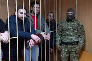 Foreign Ministry calls for more pressure on Russia due to show trial of Ukrainian sailors
