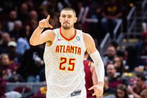 НБА: Дабл-дабл Леня принес «Атланте» победу над «Оклахомой»