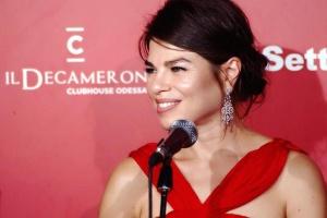 Tonya Noyabreva representará a Ucrania en el foro cinematográfico en Italia
