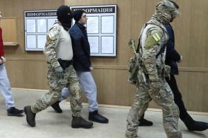 """Российский суд """"завернул"""" аппеляцию на арест четырех украинских моряков"""