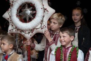 Українка із Сан-Франциско привітала громаду з Різдвом власним віршем