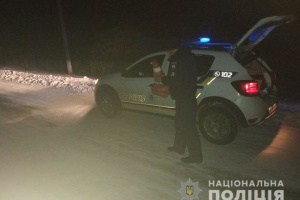 На Одещині водій збив двох дівчаток і втік з місця аварії