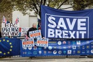 Brexit: Брюссель настаивает, чтобы Лондон платил компенсацию даже без соглашения