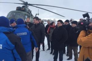 Глава ОБСЕ будет говорить с Россией о мониторинговой миссии в Крыму